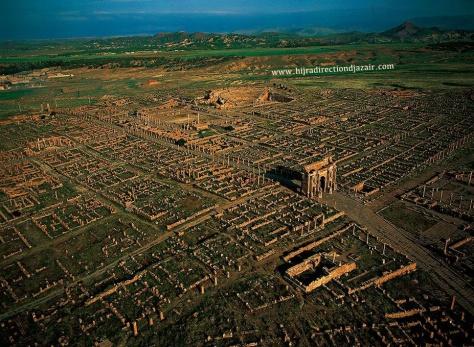 Site-arch-ologique-Timgad-wilaya-Batna